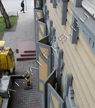 Как мыть фасады из пластика