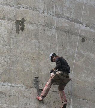 Промышленный альпинизм москва вертикаль