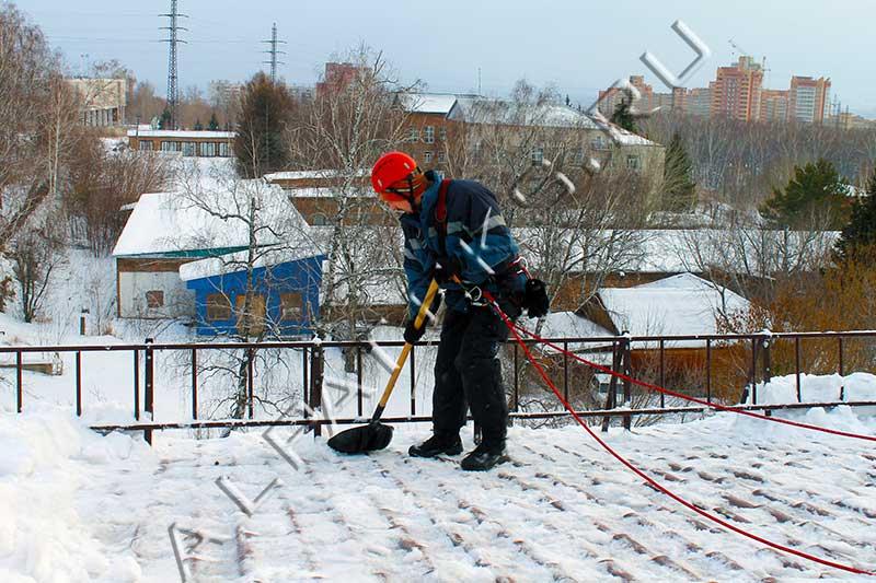 Совок лопаты для уборки снега