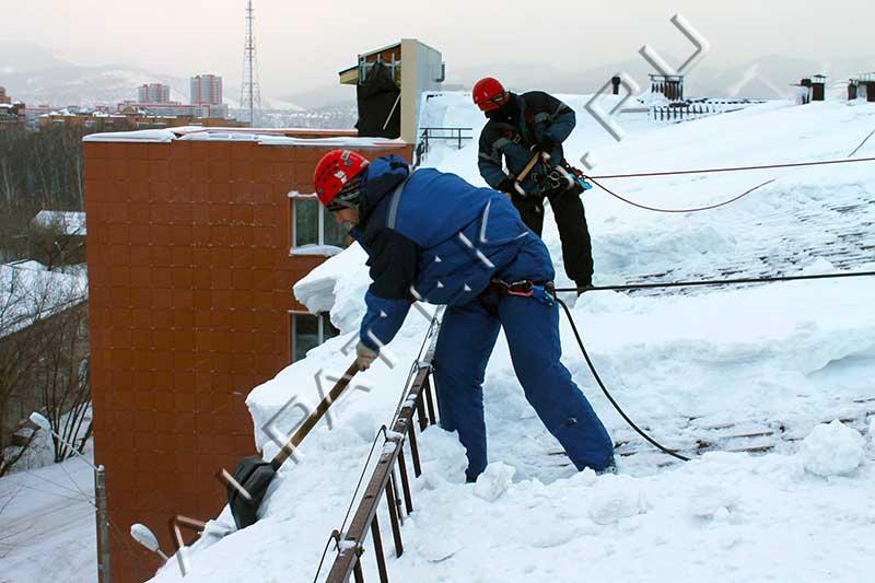 Организации по уборке снега ульяновск